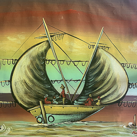 a la peche a la mer